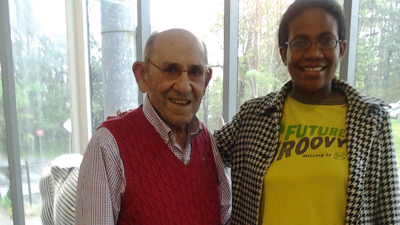 Yogi Berra interview