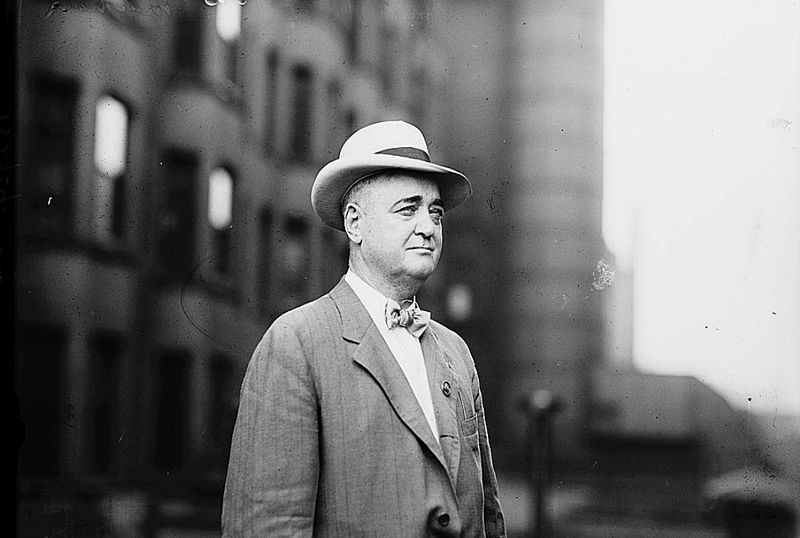 Bat Masterson, date unknown. (Credit: Library of Congress Prints and Photograph Division)
