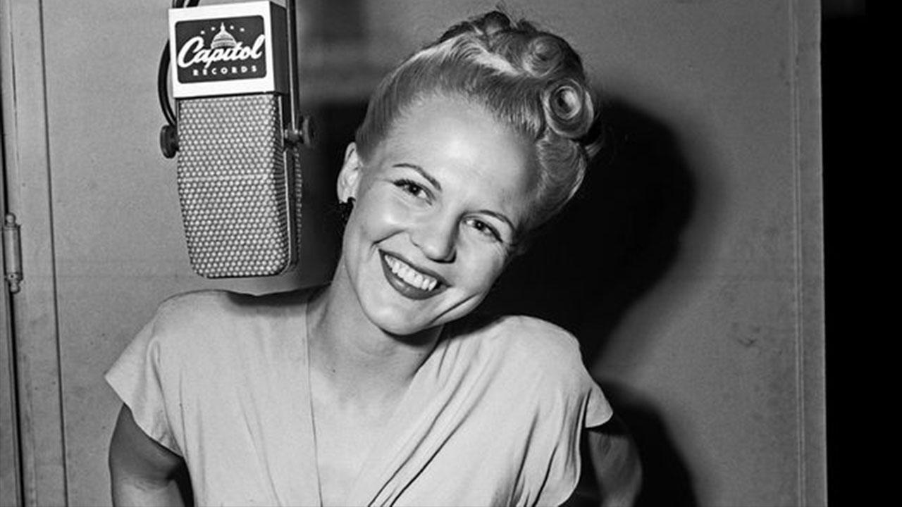 peggy lee black coffee