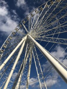 The St. Louis Wheel